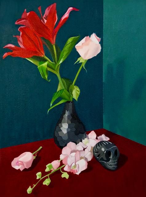 Terran McNeely, 'Flower Skull', 2018, Maison Depoivre