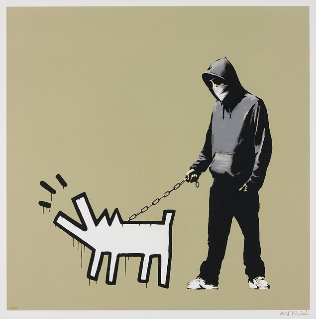 Banksy, 'Choose Your Weapon', 2010, Robin Rile Fine Art