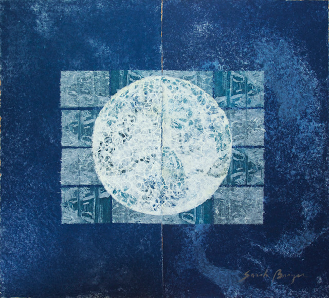 , 'Bamboo Moon,' 2019, The Tolman Collection