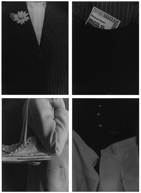 , 'Teatro di Oklahoma: Whisky Quiz,' 1976, Galleria Antonio Battaglia