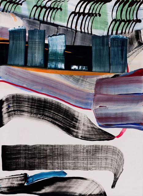 Juan Uslé, 'El Morro ', 2005-2006, Galerie du Monde