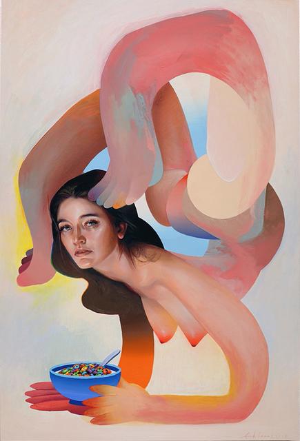 Erik Jones, 'Cereal', 2018, Hashimoto Contemporary