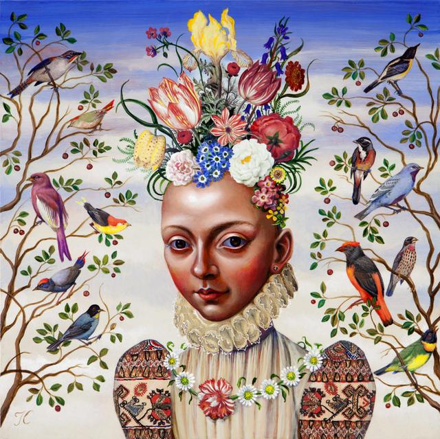 , 'Spirit of Eden,' 2015, Nancy Hoffman Gallery