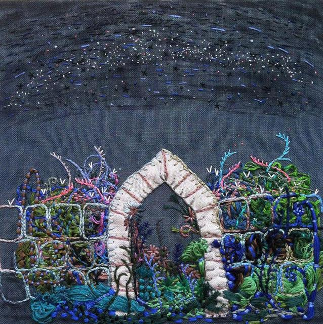 , 'Arch,' 2017, Cerulean Arts