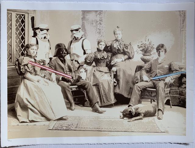 Mr. Brainwash, 'Star Wars Reunion', 2009, Puccio Fine Art