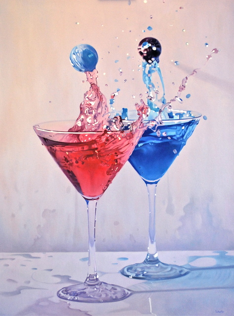 ", '""I'll Have a Double"" ,' , Bonner David Galleries"