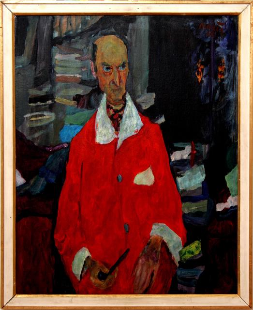 , 'Portrait of Kosta Strajnić,' 1965, Museum of Modern Art Dubrovnik