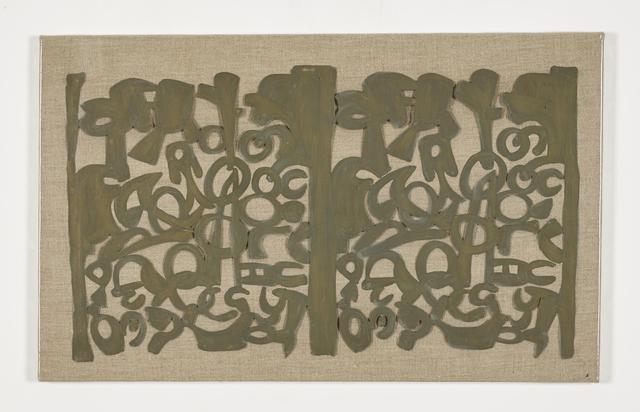 , 'Bozetto bronzo,' 1964, Galerie Greta Meert