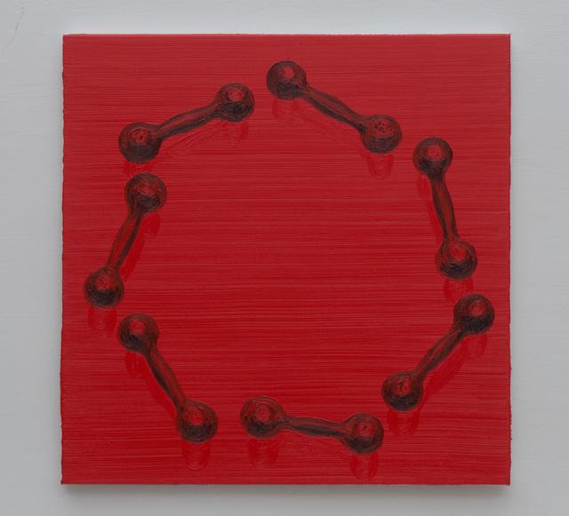 , 'Aperture,' 2014, Kisterem