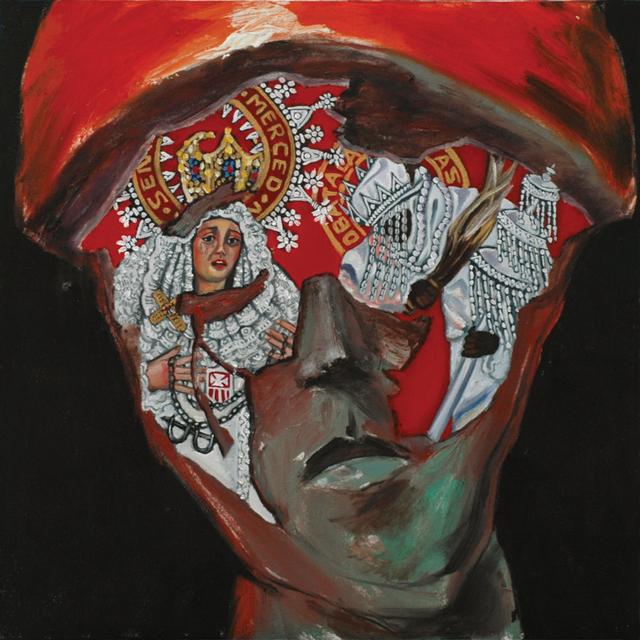 , 'Ogun & San Pedro with Soldier,' 2017, Coagula Curatorial
