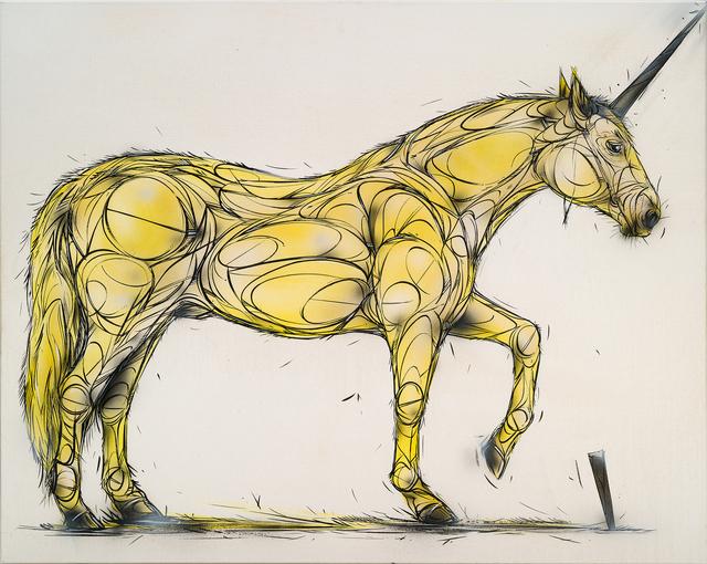 , 'Strap-on  Unicorn ,' 2018, GCA Gallery