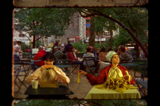 , 'Shake Shack,' 2009, Madison Square Park