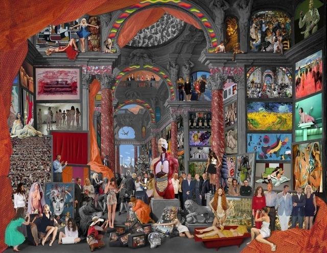 , 'Gallery of Views of Modern Rome. Giovanni Paolo Pannini,' 2012, Cynthia Corbett Gallery
