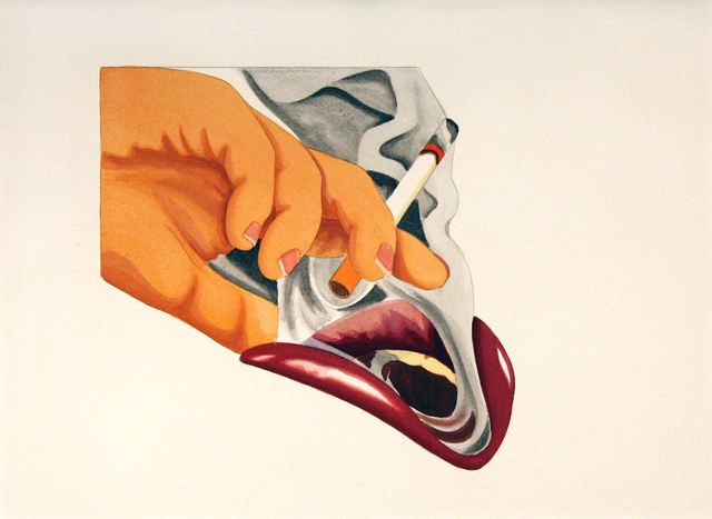 , 'From Smoker #18,' 1976, Hollis Taggart