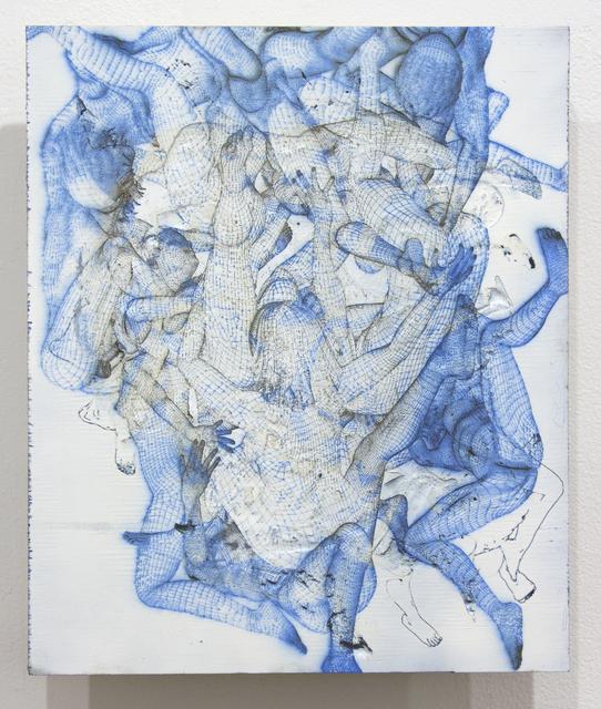 Jonathan Schipper, 'Laser Sketch #4 (At Any Given Moment)', 2019, Pierogi