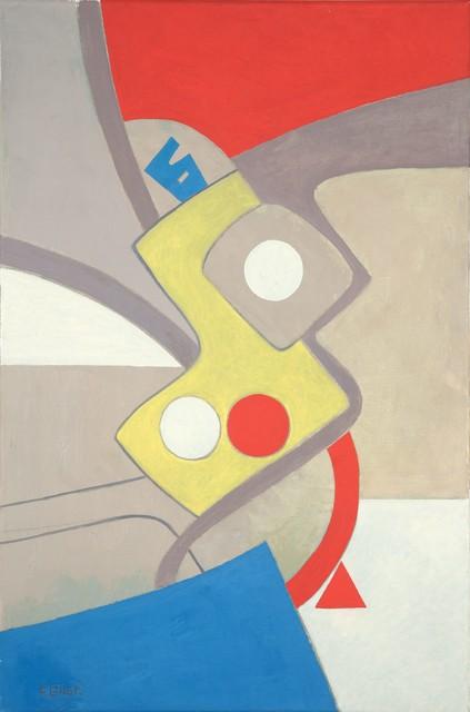 , 'Word Game,' 2012, Mac-Gryder Gallery