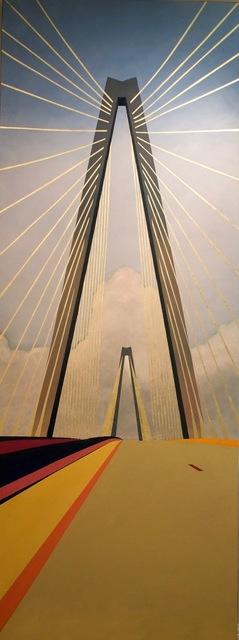 , 'Fate (Suspend),' 2017, Miller Gallery Charleston