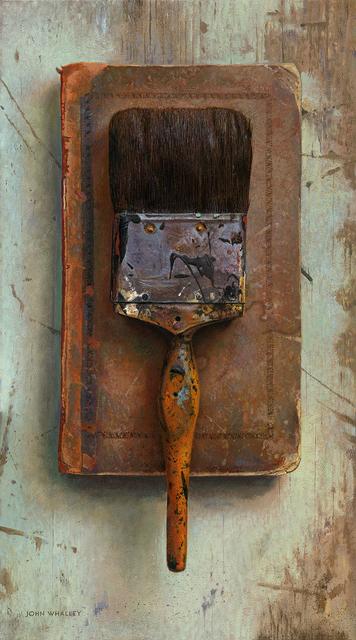 , 'Varnish Brush,' 2018, Greenhut Galleries