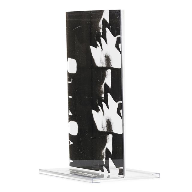 Andy Warhol, 'Kiss from Seven Objects in a Box', 1966, Print, Screenprint on Plexiglas, Rago/Wright