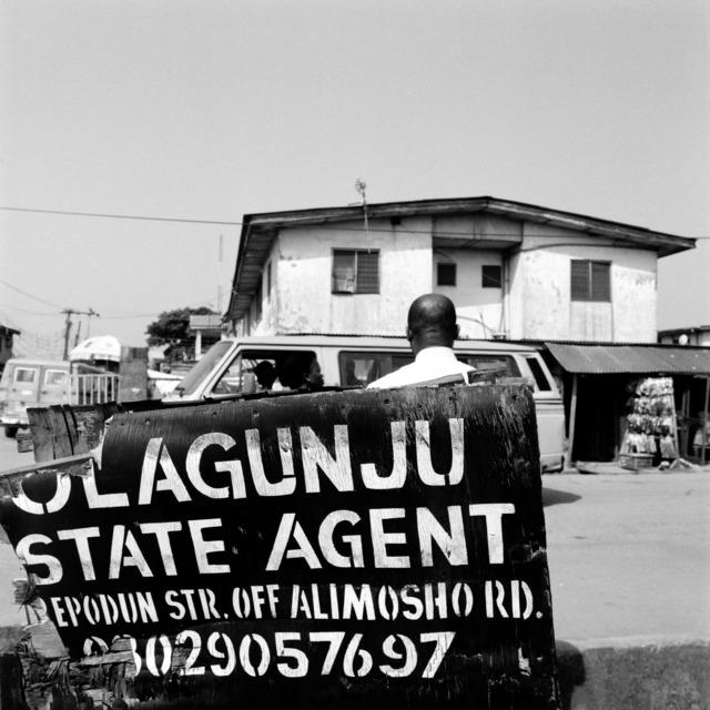 , 'Con-Agency,' 2010, Retro Africa