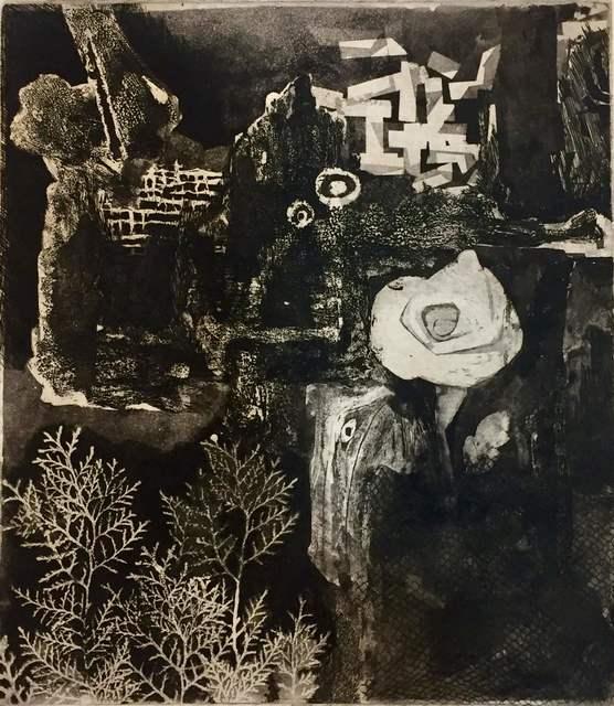 , 'Birth of a White Rose,' 1960, AkaraArt