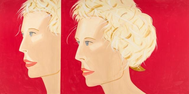 Alex Katz, 'Coca Cola Girl 25', 2018, Maune Contemporary