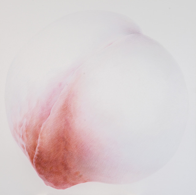 , 'Peach 34,' 2013, Chambers Fine Art