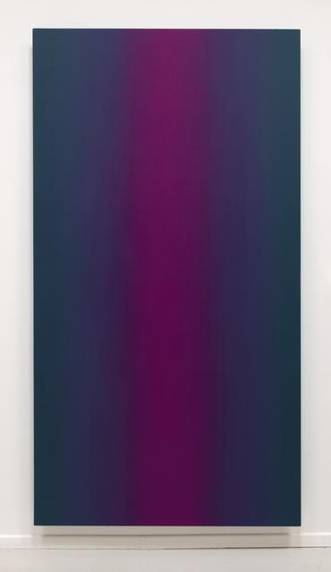 ", '""Red Green 3-V8445 (Magenta Violet)"",' 2013, Scott White Contemporary Art"