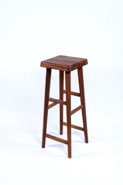 S01C high stool in elm