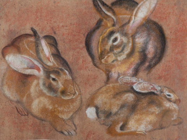 , 'Rabbit Family,' , Galerie Dumonteil