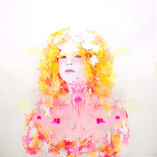 Kimiko Yoshida, 'RorschachYoshida L (Primavera L)', 2018, Holden Luntz Gallery
