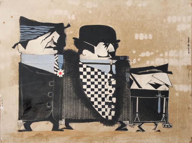 , 'Al Cafone, Scicchettoso e Ragno,' 1965, Frittelli Arte Contemporanea