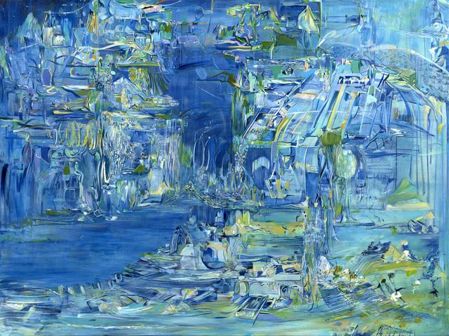 , 'Inner Voyage,' 2014, Octavia Art Gallery