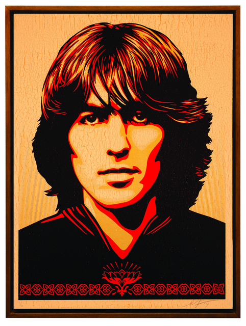 Shepard Fairey, 'Poster for George ', 2014, Underdogs Gallery