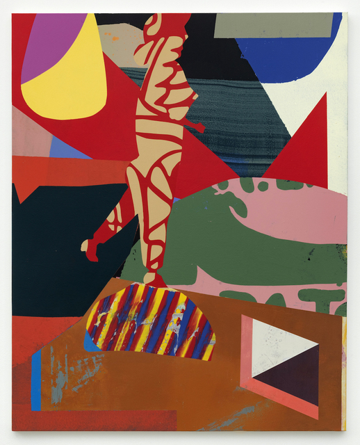 William Lachance, 'Strolling Astronomer', 2019, Joshua Liner Gallery