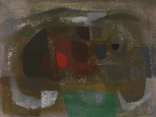 , 'Cross Section,' 1950, Waterhouse & Dodd