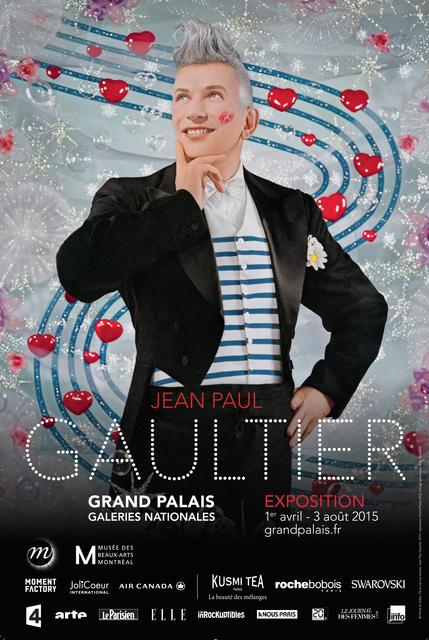 , 'De la rue aux étoiles (Jean Paul Gaultier),' 2014, RMN Grand Palais