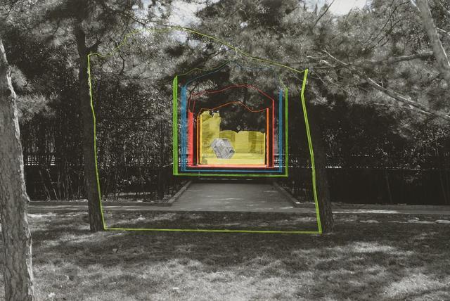 Lin Jingjing, 'All I Need Is Sunshine Sunshine Sunshine 3', 2014, de Sarthe Gallery
