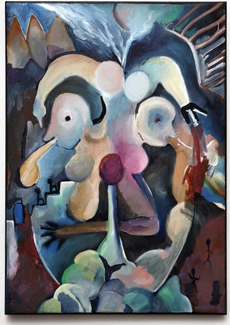 , 'Las dos Caras #1.,' 2015, Mite