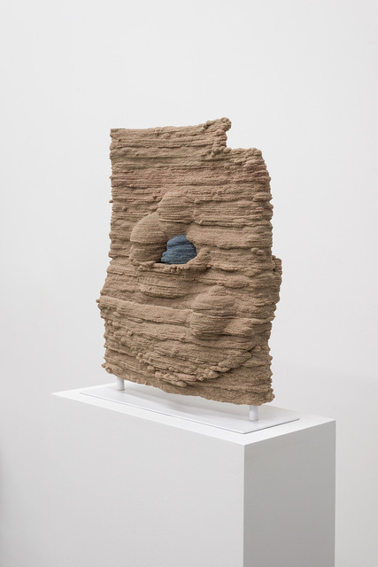 , 'Tableau (with blue),' 2016, M+B