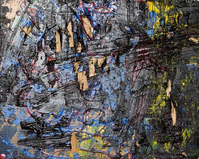 , 'That We May Swim Again,' 2015, Matthew Rachman Gallery