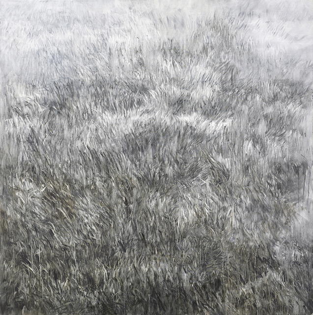 , 'Grass No. 9,' 2010-2015, James Cohan