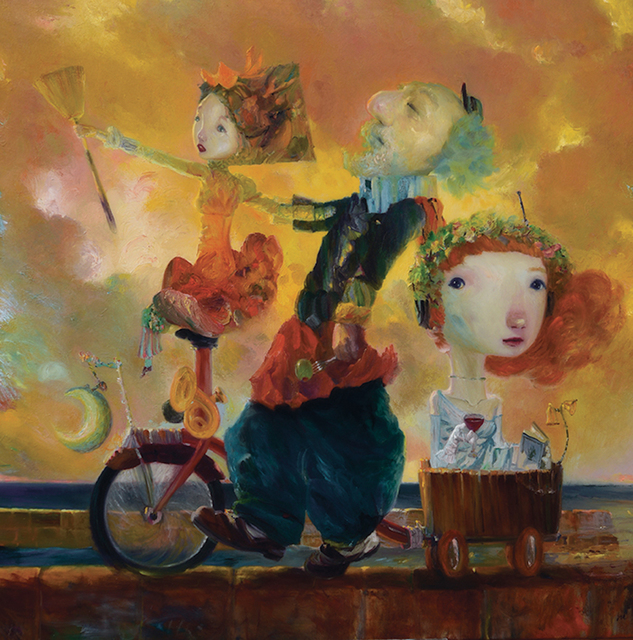, 'the dusk parade,' , KP Projects