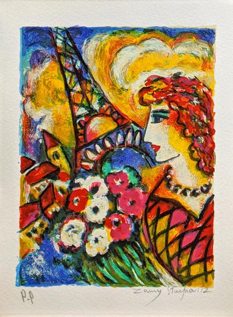 Zammy Steynovitz, 'PARIS', ca. 1990, Gallery Art