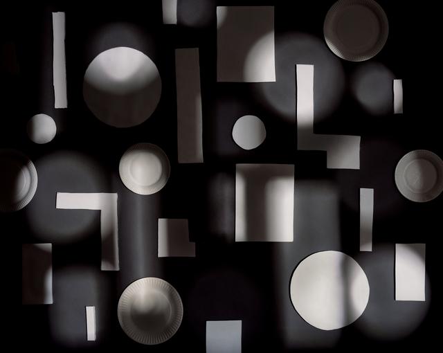 Jacky Redgate, 'Light Throw (Mirrors) #8a', 2011-2012, Gallery Sally Dan-Cuthbert