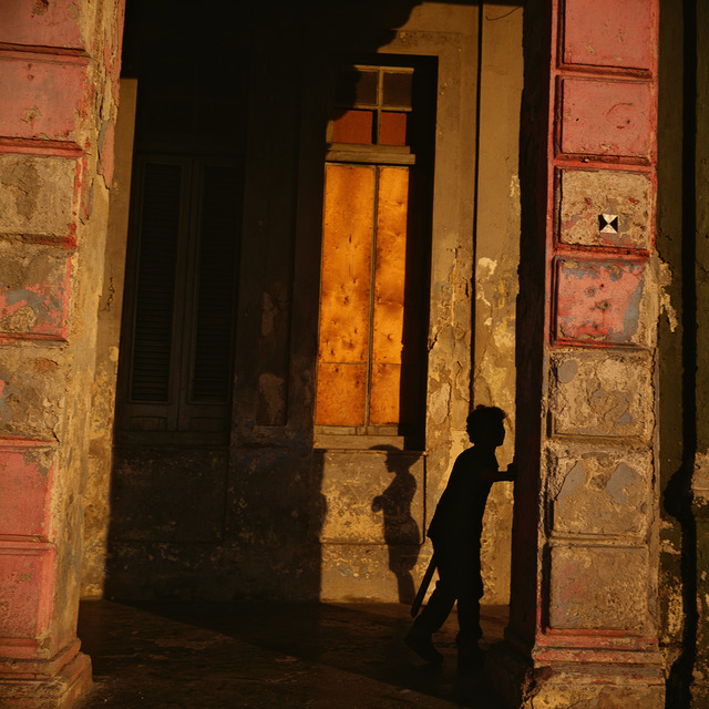 , 'Malecon - Menino com Sombra Amarela,' 1994, Galeria Millan