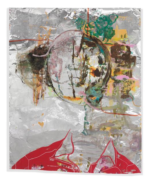, 'Erstens will ich fröhlich sein,' 2012, Setareh Gallery