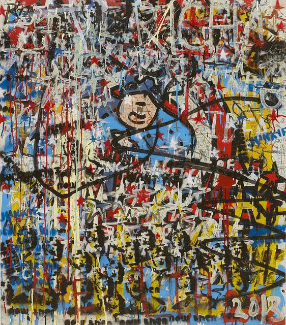 , 'Mr America,' 2013, John Martin Gallery