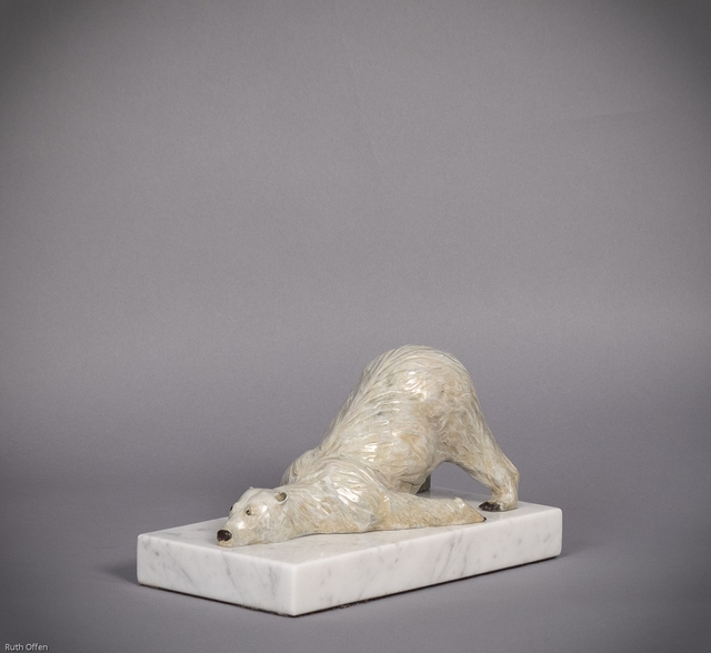 , 'Chill Out - Polar Bear,' , WaterWorks Gallery