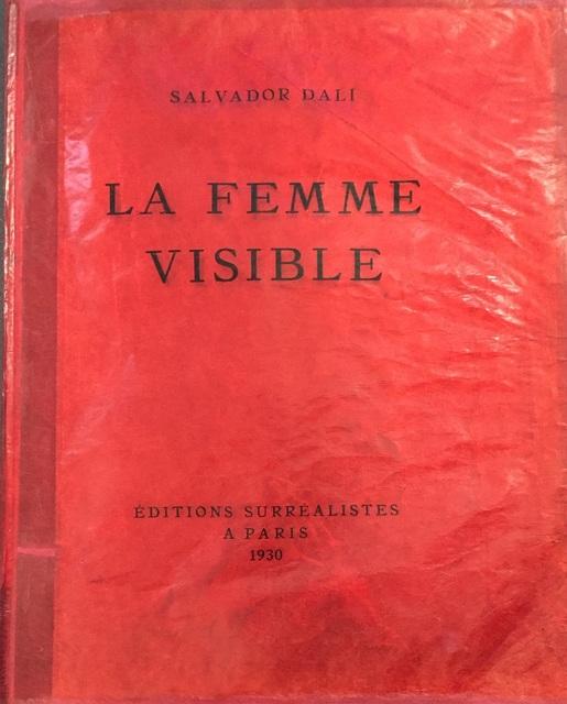 Salvador Dalí, 'La Femme Visible', 1930, Wallector